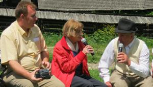 Anca Giurchescu, Petac Silvestru la Muzeul Etnografic al Transilvaniei, Cluj-Napoca