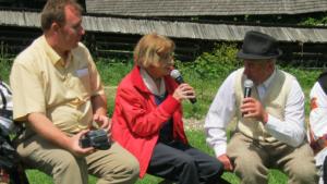 Anca Giurchescu si Petac Silvestru, Etnocor, Romania