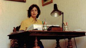 Anca Giurchescu, etnocoreolog roman. Membru fondator Etnocor