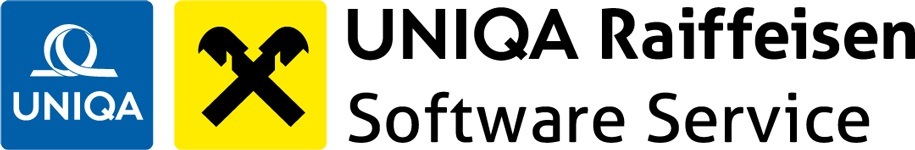 Logo UNIQA Raiffeisen Software Service