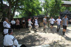 Participanți la tabăra de dansuri ALT+TAB+JOC, ediția I, 2017, Cluj-Napoca